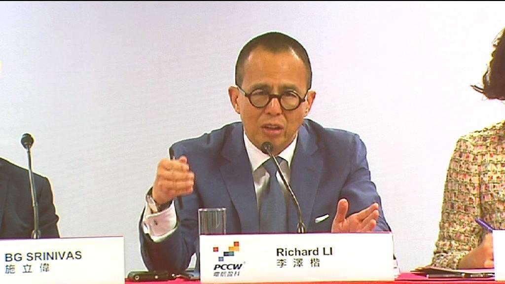 【滿意表現】李澤楷:若Viu TV業務達標會繼續投放資源