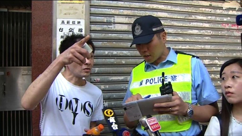 警方加強檢控亂過馬路 冀減交通意外