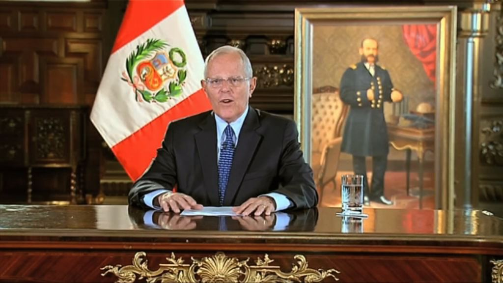 秘魯促請美國驅逐涉貪前總統托萊多