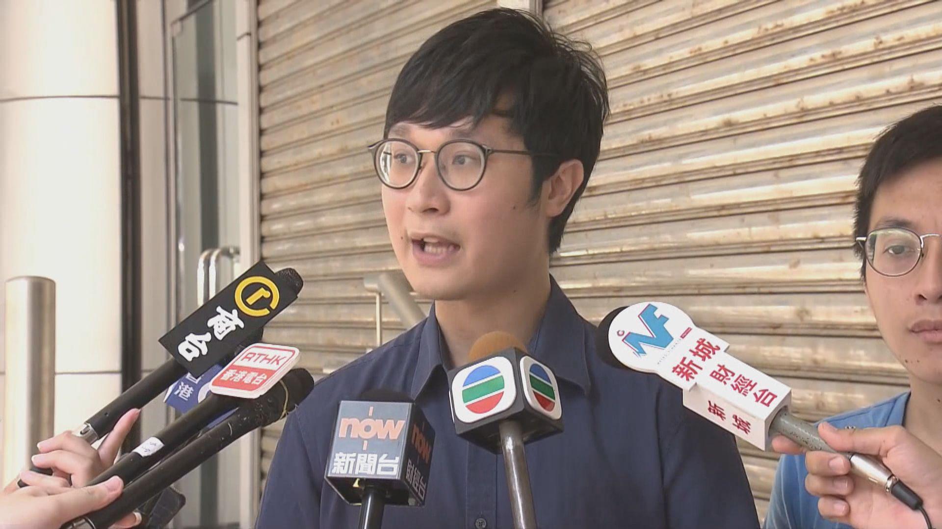民間發起下周六集會 警方質疑維園能否容納大量集會人士