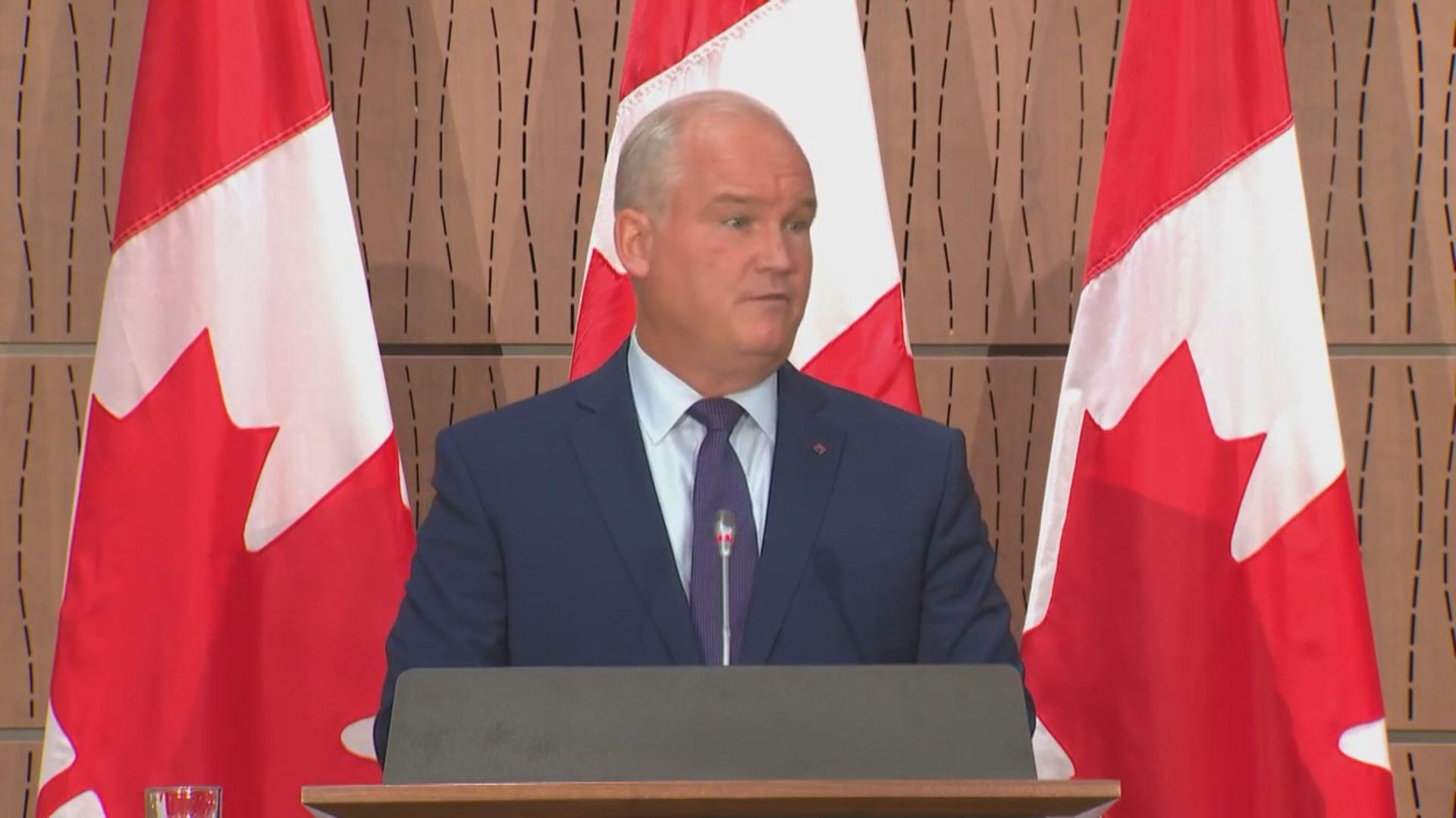 加拿大大選:奧圖爾知名度不高但越戰越勇