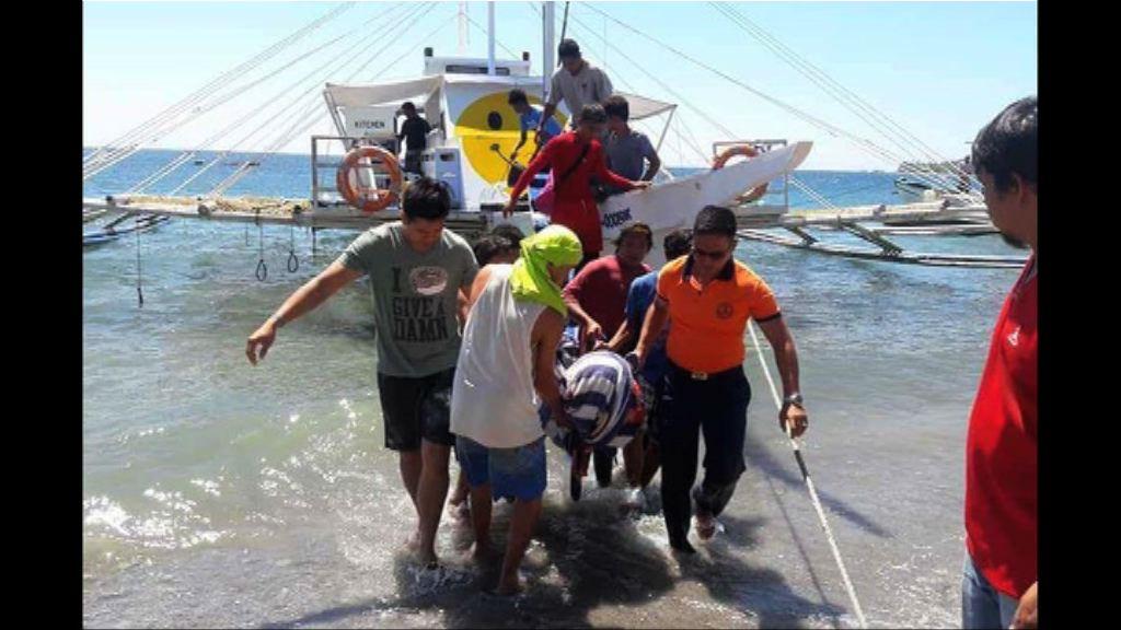一名港人菲律賓潛水期間被螺旋槳擊斃
