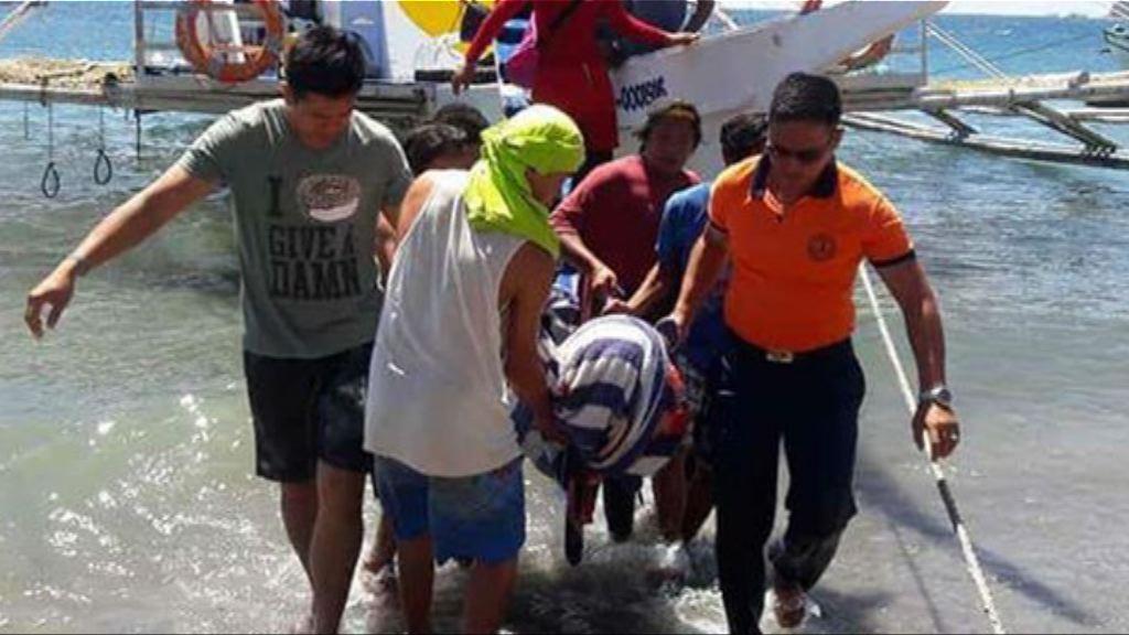 港人菲國潛水被螺旋槳擊斃 涉事船主被捕