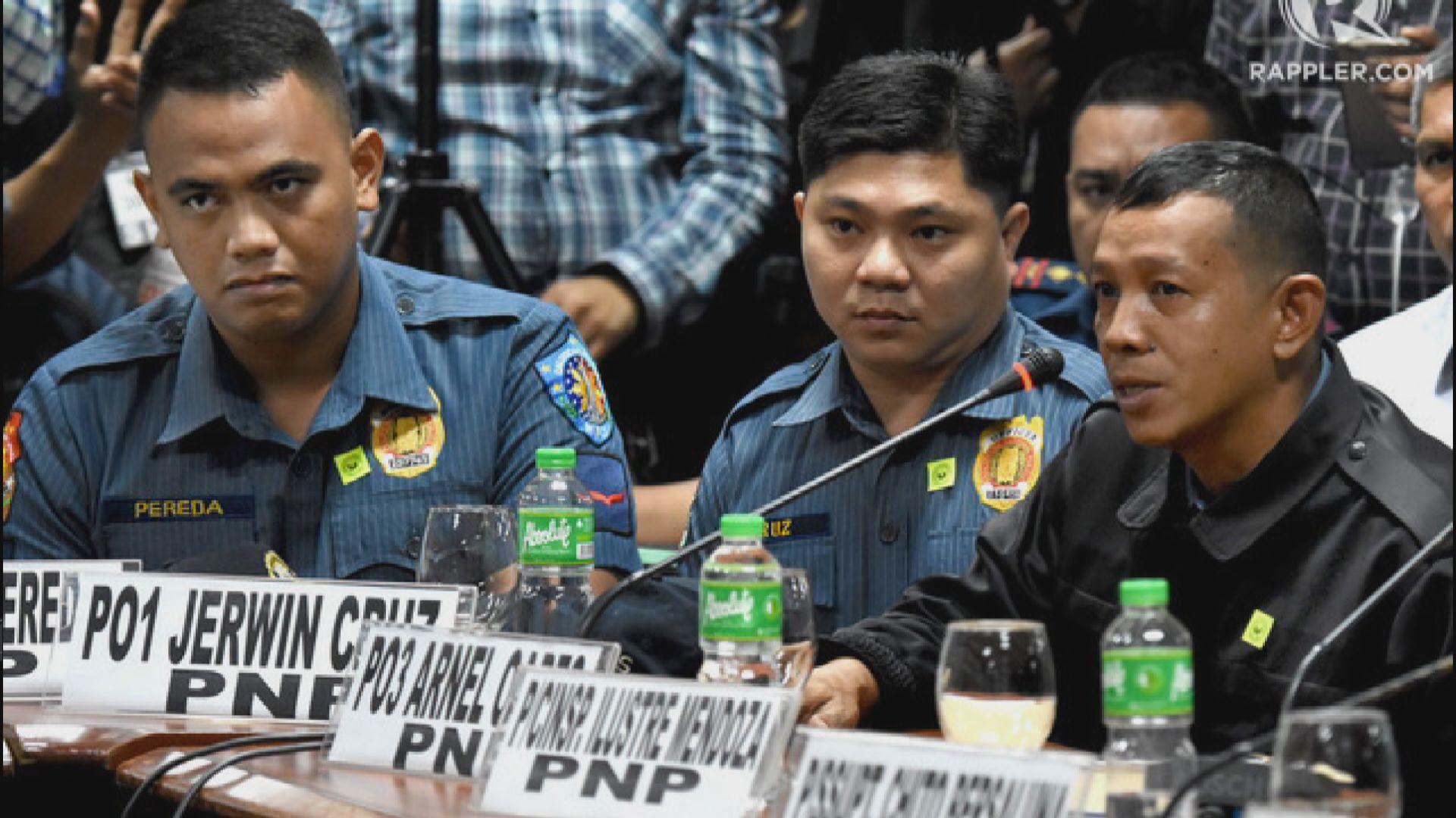 菲律賓三警察謀殺中學生罪成