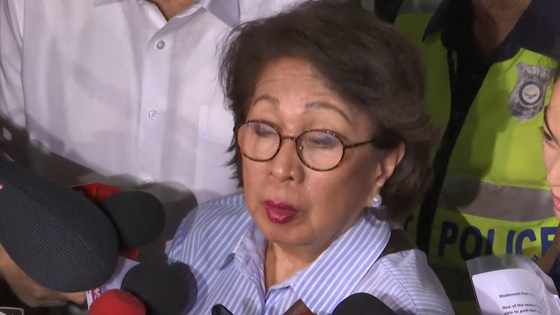 菲前監察專員指一度被拒入境香港
