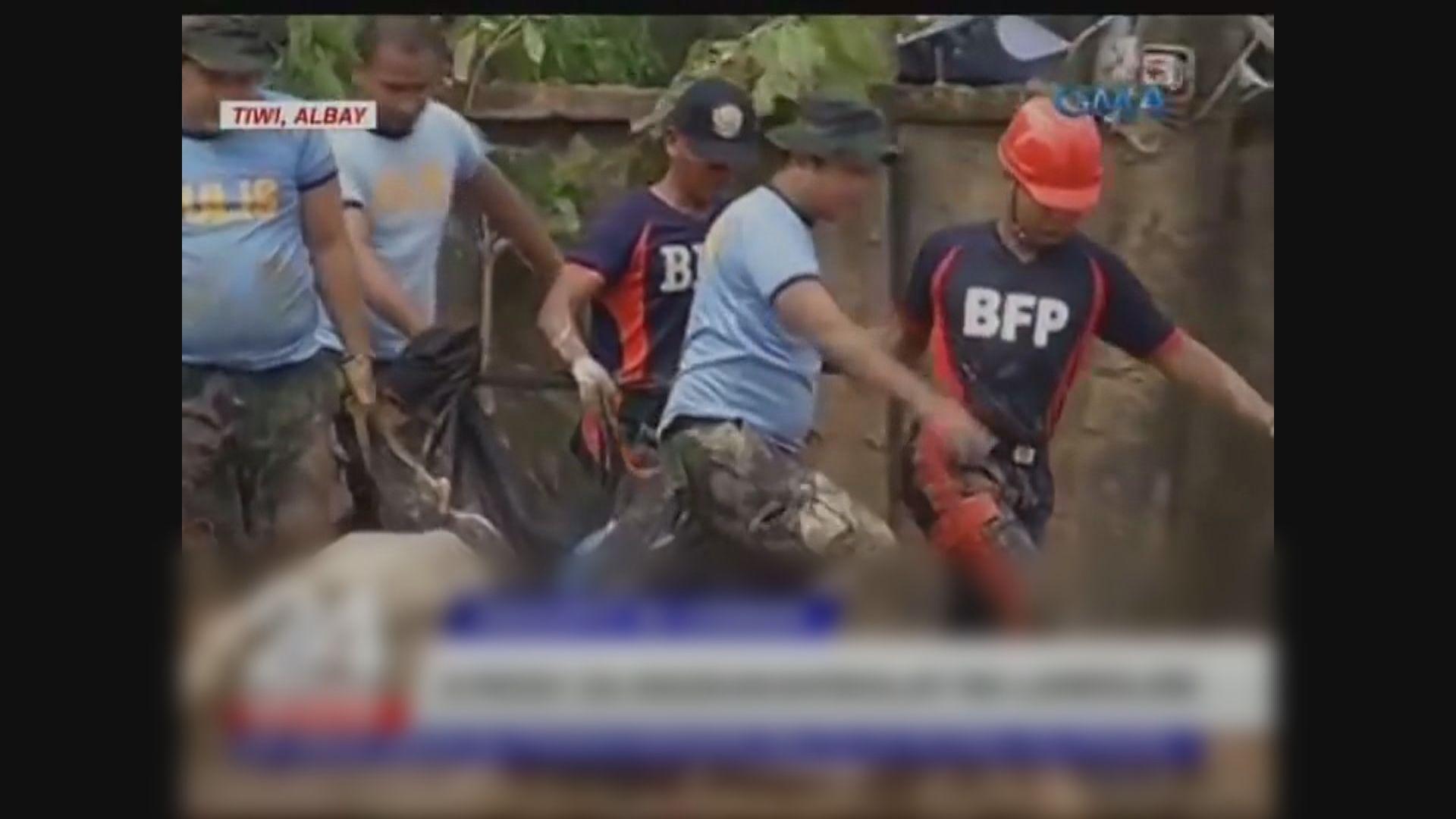 菲律賓多處山泥傾瀉至少50死