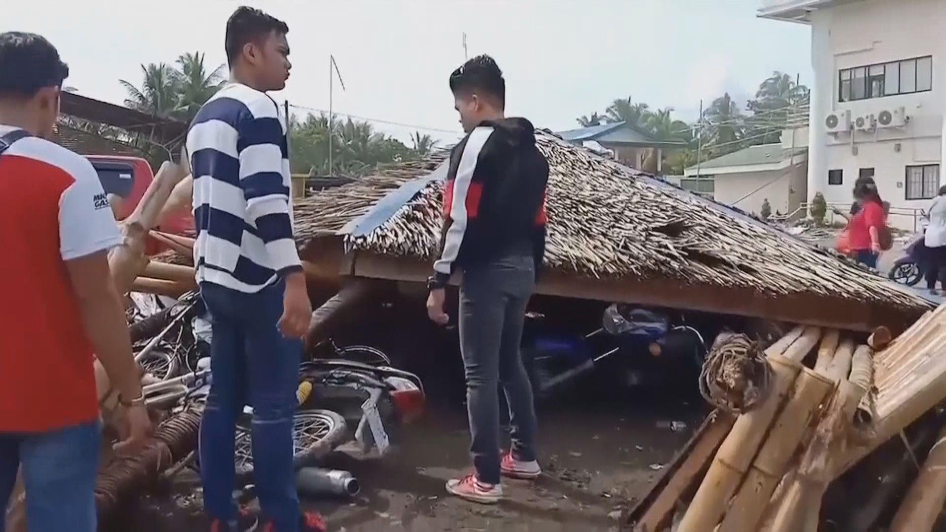 菲律賓南部6.6級地震至少兩死