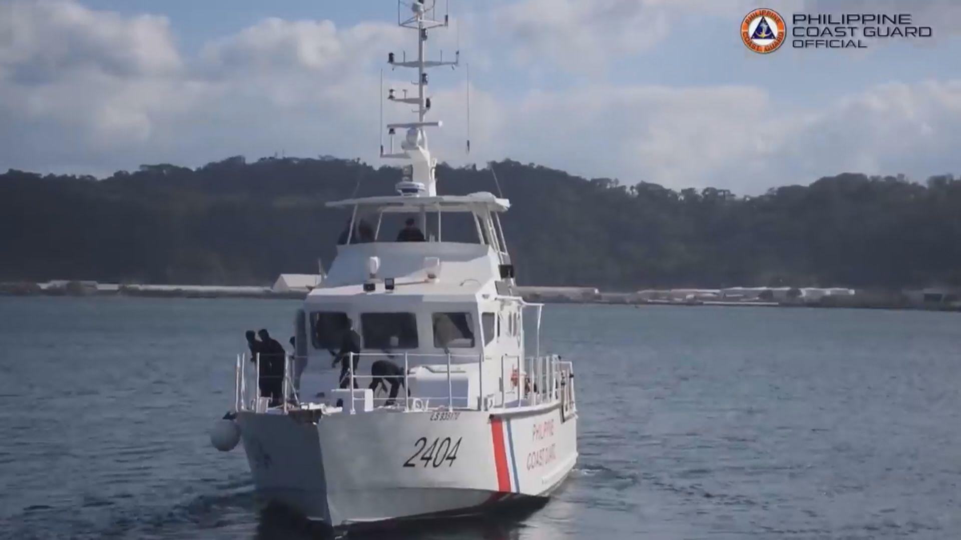 菲國防部長:不理中國反對 會繼續南海進行巡邏