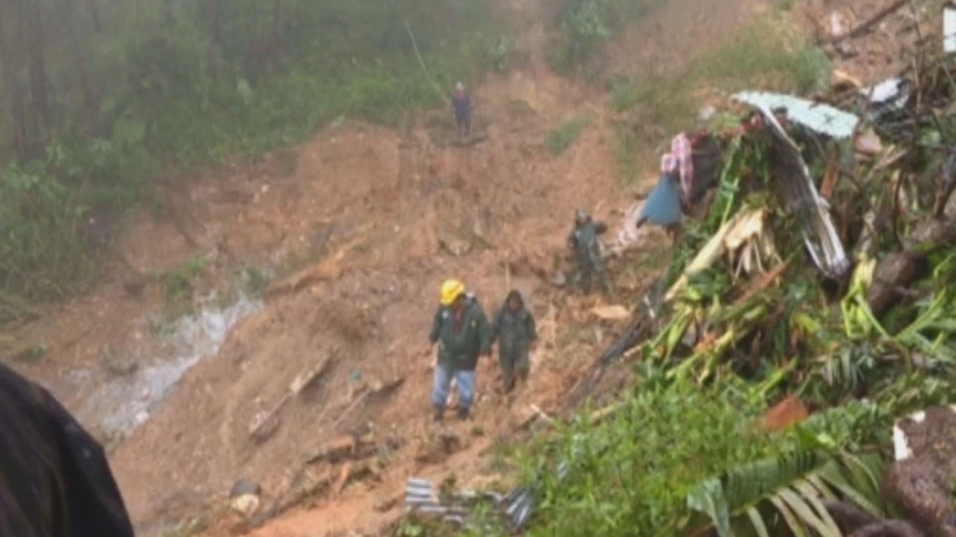 山竹於菲律賓造成至少64人死亡