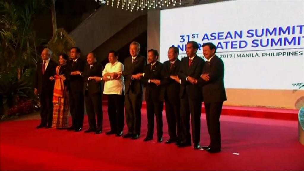 東盟將宣布與中國磋商南海準則