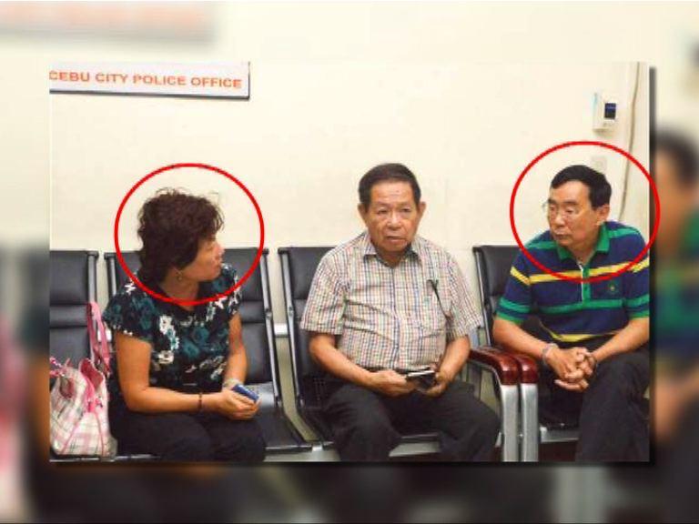 菲律賓槍擊案疑犯押返中國處理