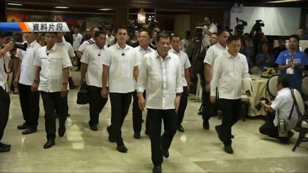 解放軍南海進行訓練 菲國聲明未有譴責