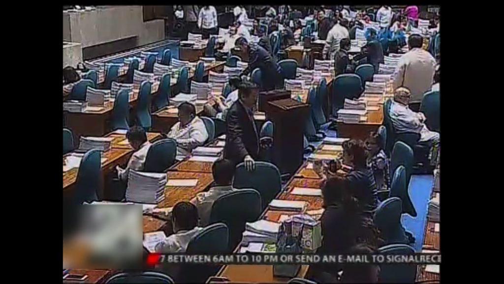 菲律賓眾議院通過恢復死刑法案