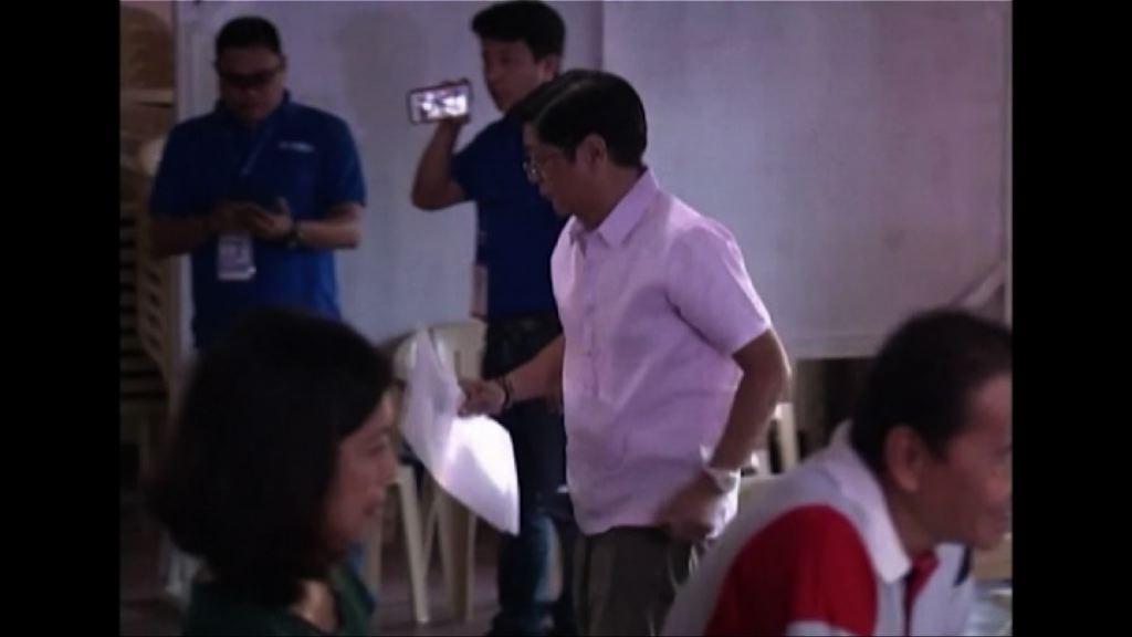 菲律賓總統選舉 民調:迪泰特支持率領先