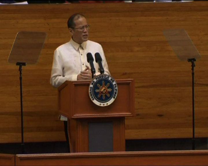 菲總統指無法監禁非法捕獵中國漁民