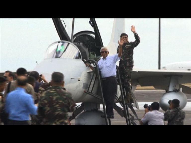 南韓交付兩架戰鬥機予菲律賓