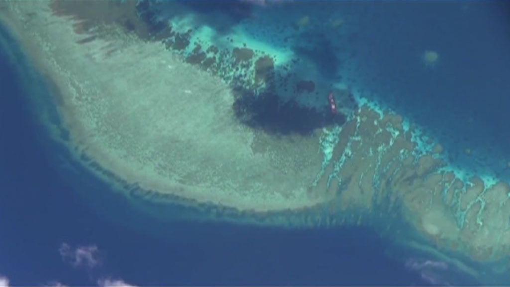 菲總統突下令軍方進駐南海無人島礁