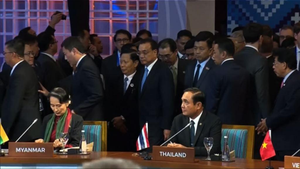 李克強:中方將堅定維護南海航行自由