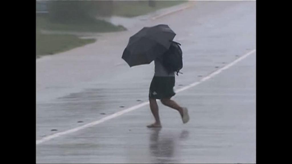 超強颱風海馬襲菲大批民眾撤離