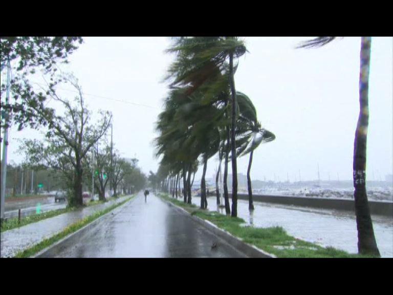 巨爵登陸菲國 一萬人需疏散