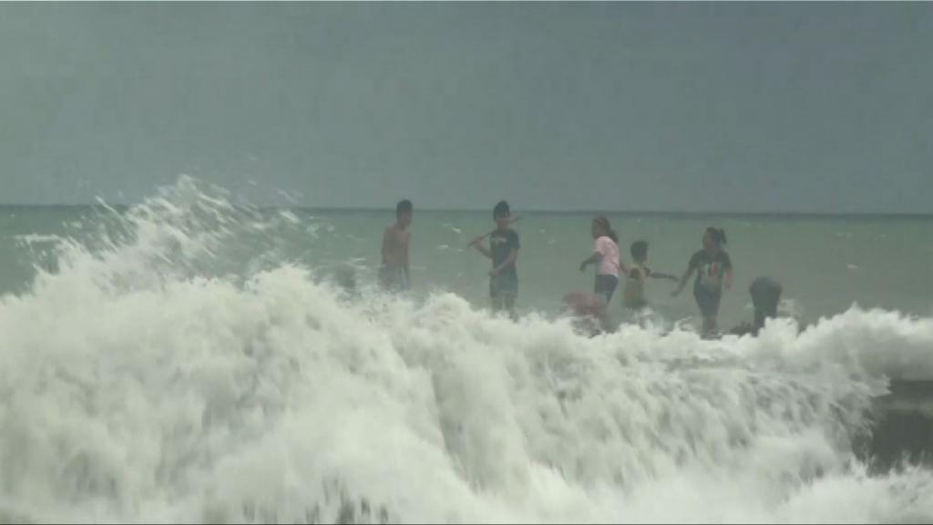 茉莉吹襲菲律賓逾七十萬人疏散