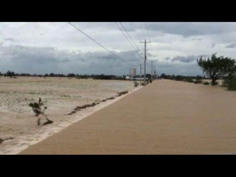 菲律賓風暴巨爵致最少11死