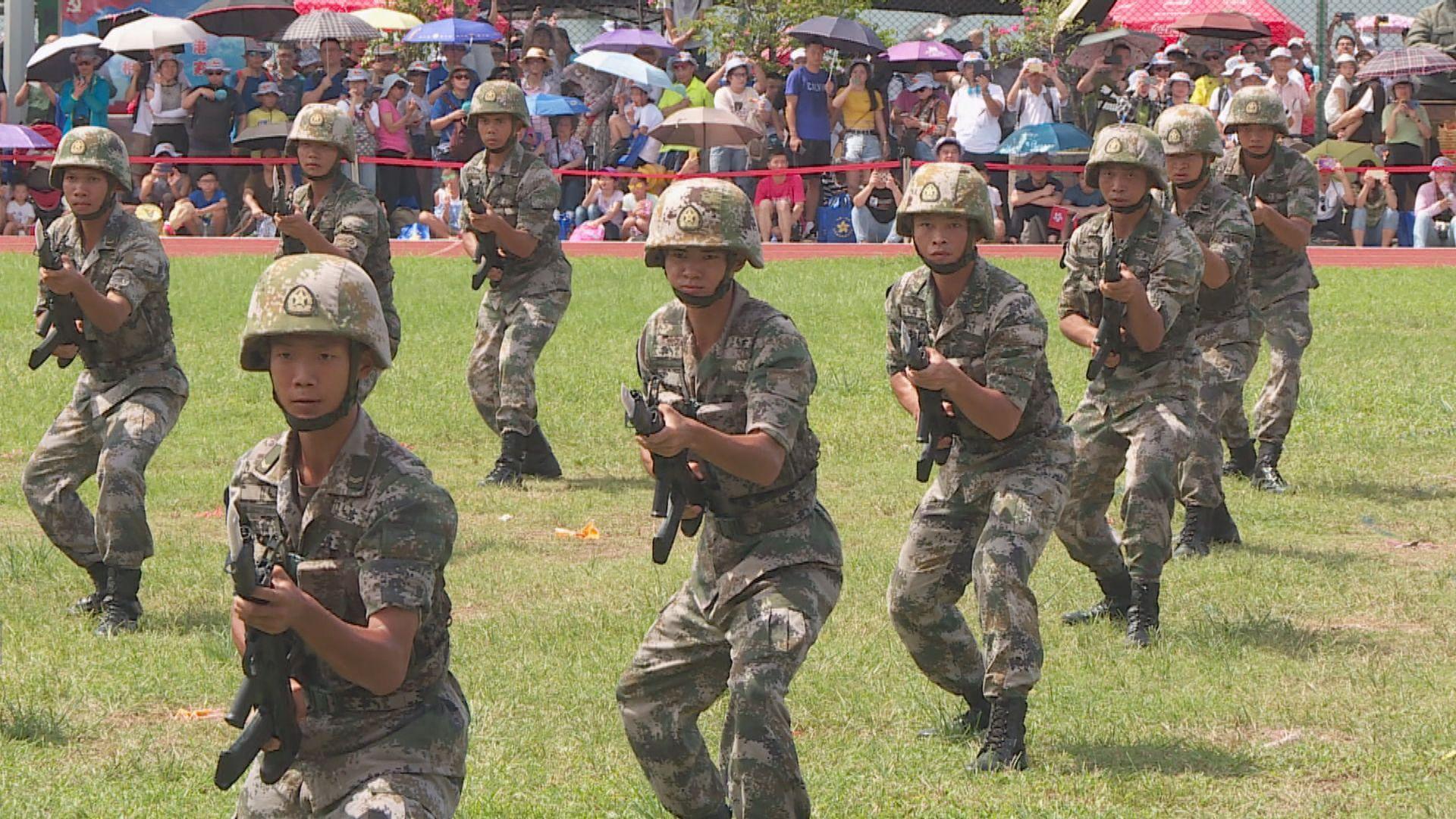 特朗普冀和平解決香港問題