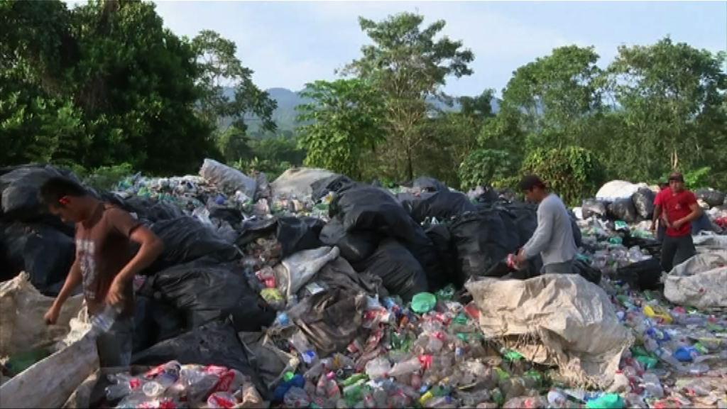 全球83億公噸膠製品七成變垃圾