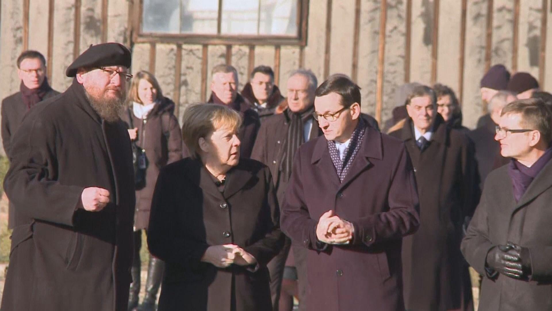 德國捐出六千萬歐元保存集中營遺址