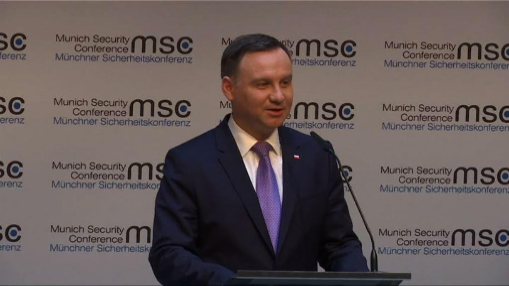 波蘭總統將否決兩項司法改革法案