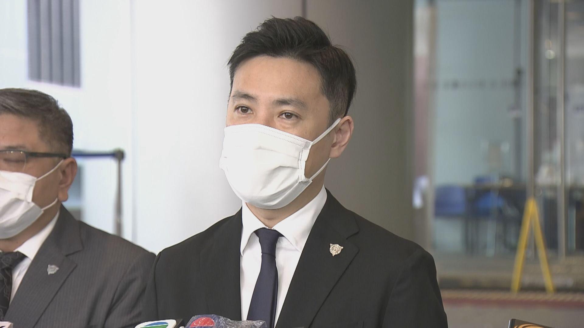 9人被捕涉助12港人偷渡 據了解包括梁國雄前助理及前本民前成員