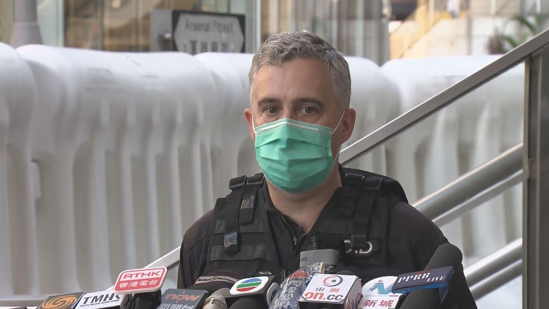 警總收到疑似土製爆炸品郵件 裝置一度冒煙無人傷