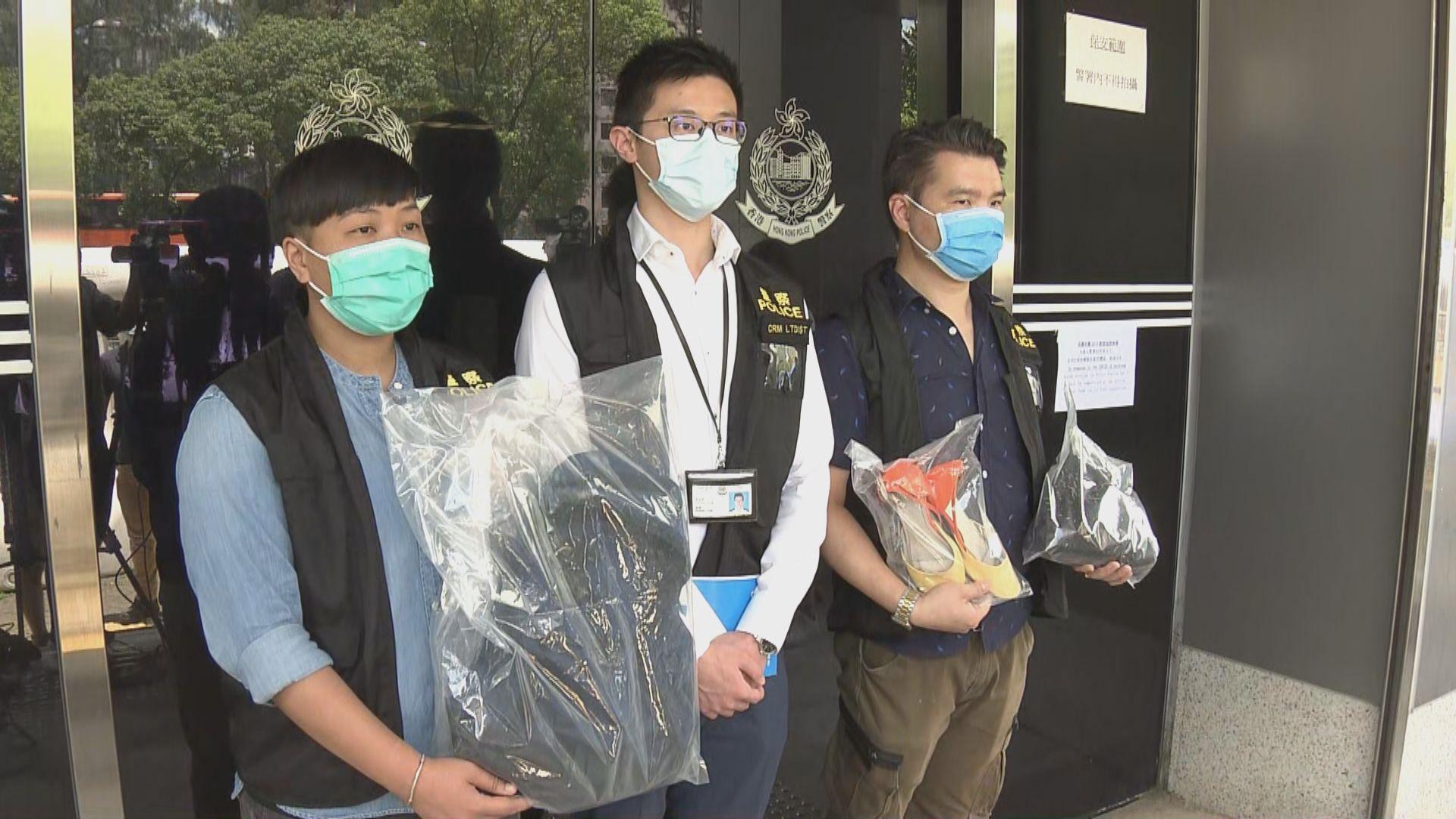 警方拘捕一名48歲女子疑虛報機場有炸彈