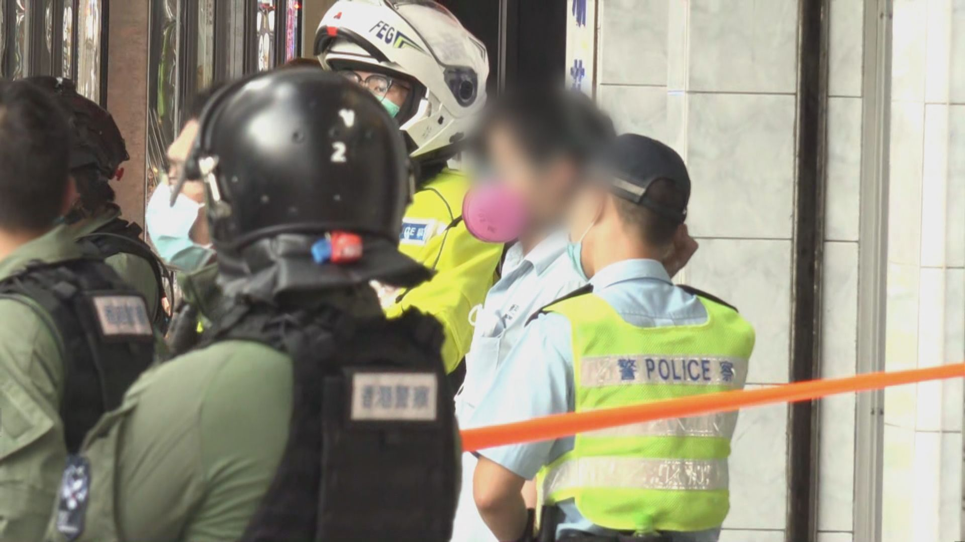 警方落案起訴周日被捕的新巴車長不小心駕駛