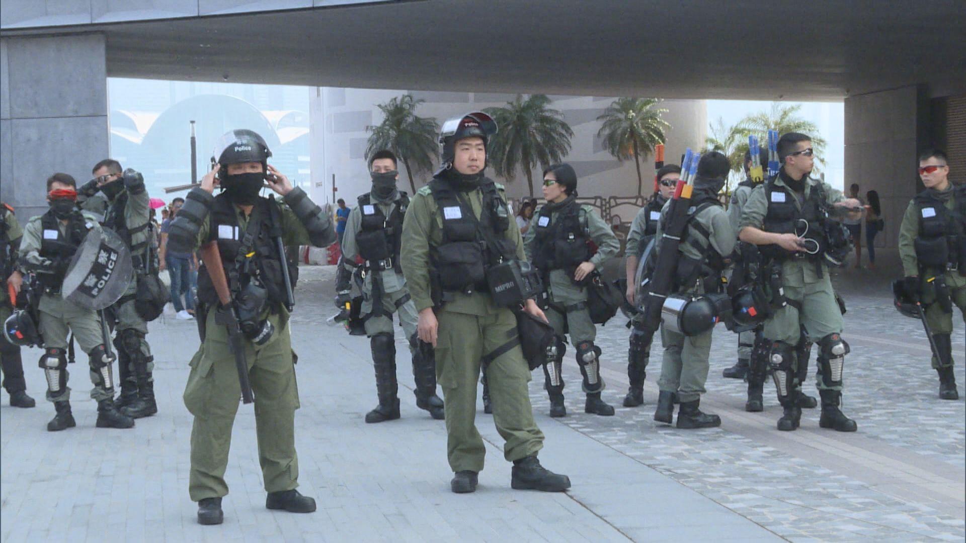 消息:警方資助被起底人員換車牌