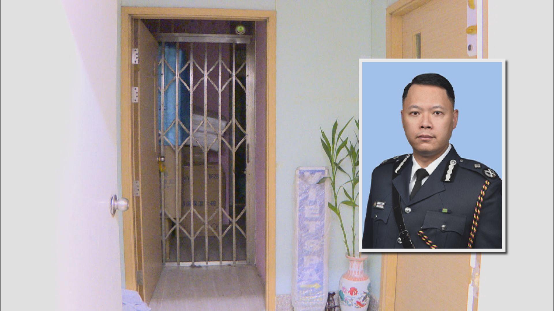 蕭澤頤:蔡展鵬案不涉刑事成分交公務員事務局處理