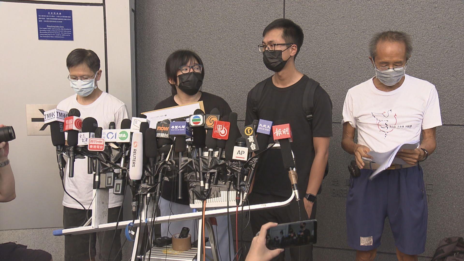 蕭澤頤批評記協過往只為部分傳媒發聲 是選擇性失聰