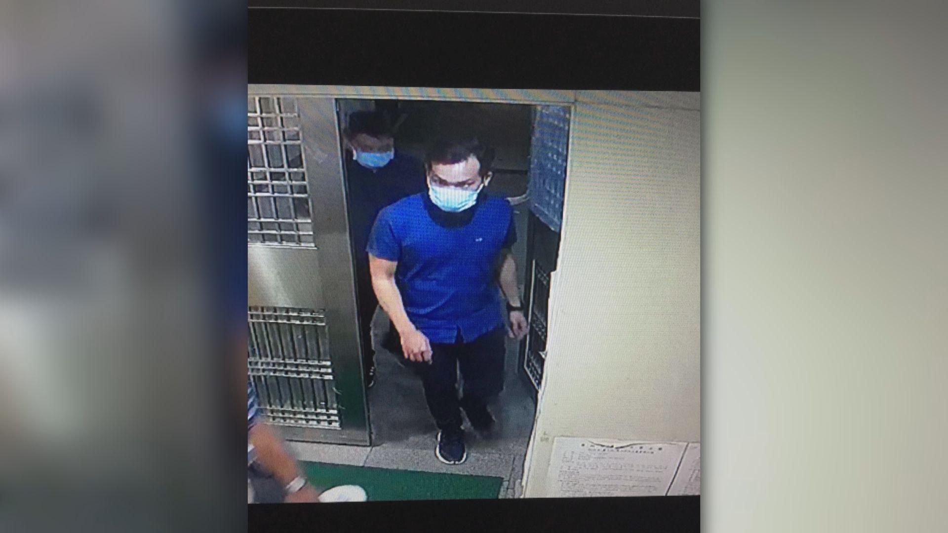 警方證實兩名警員曾到柴灣華裕閣調查