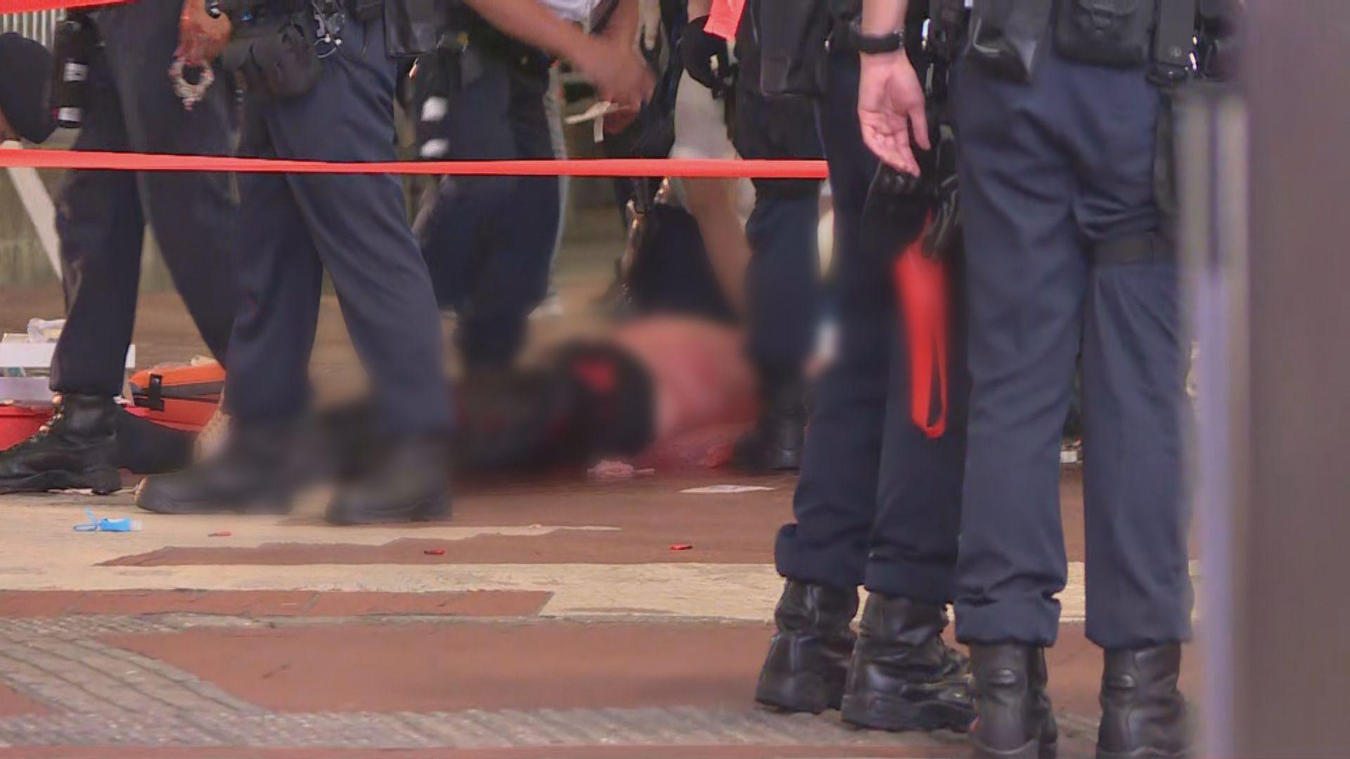 銅鑼灣警員遇襲案 消息:疑犯施襲前有部署亦留有遺書