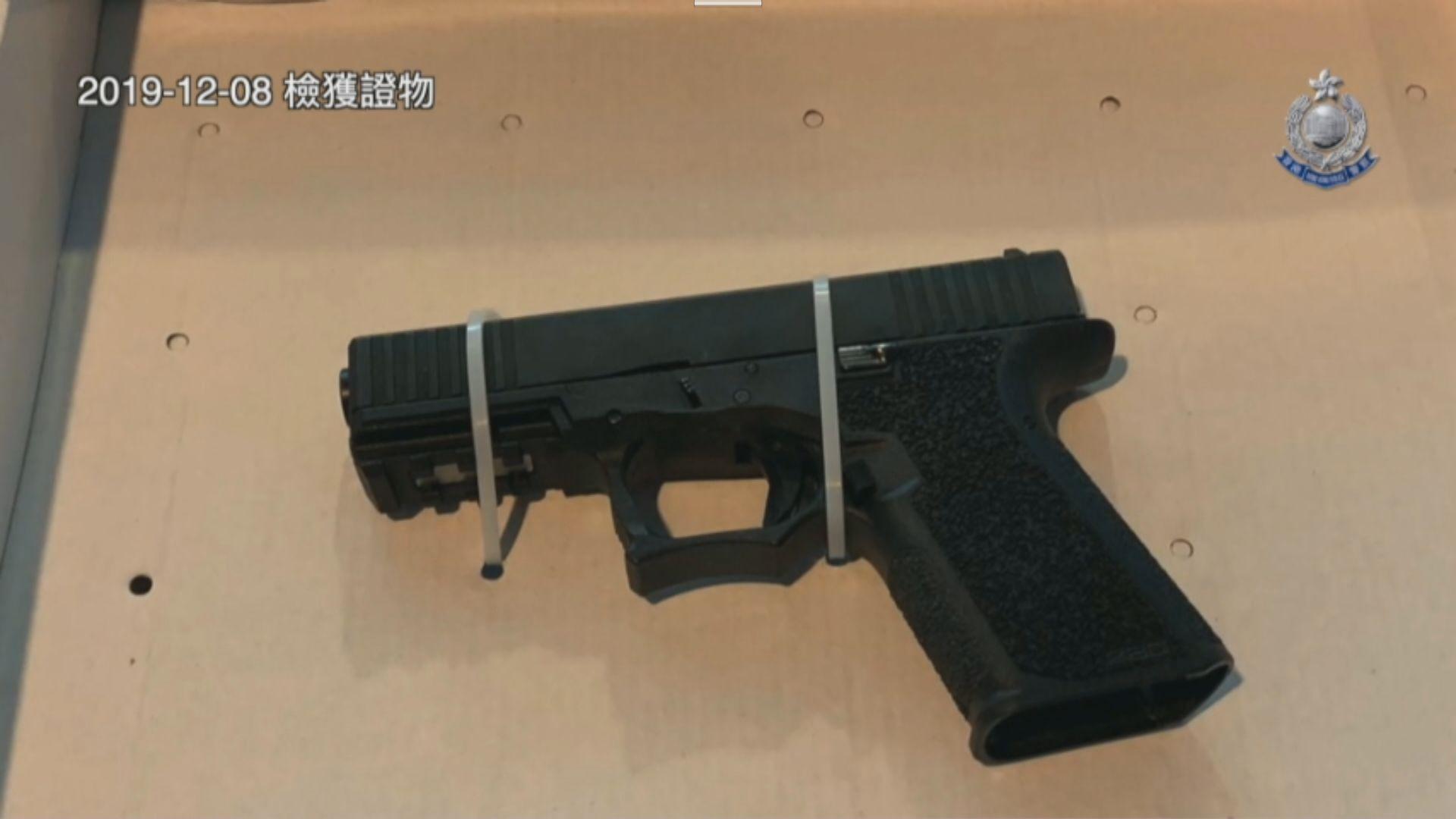 大埔開槍案 警方指與月初民陣遊行前搗破武器庫案有關