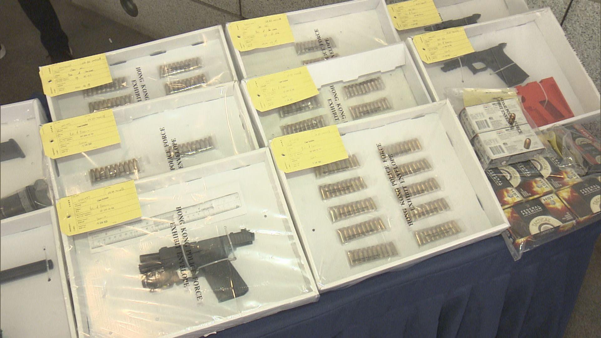 警搜獲曲尺手槍多發子彈 不排除案件與反修例衝突有關