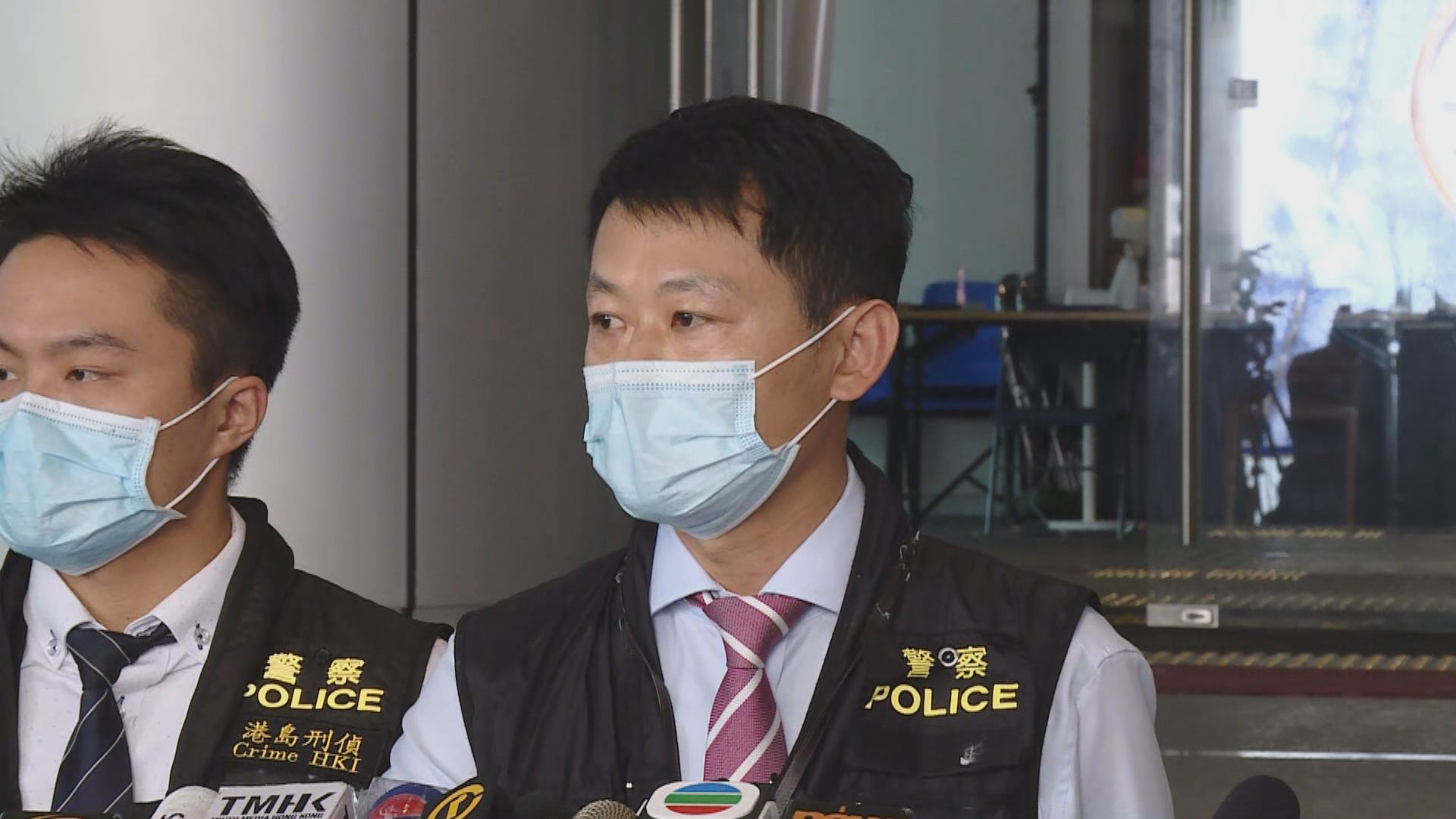 警︰郭偉强拖陳志全調查報告已交律政司考慮