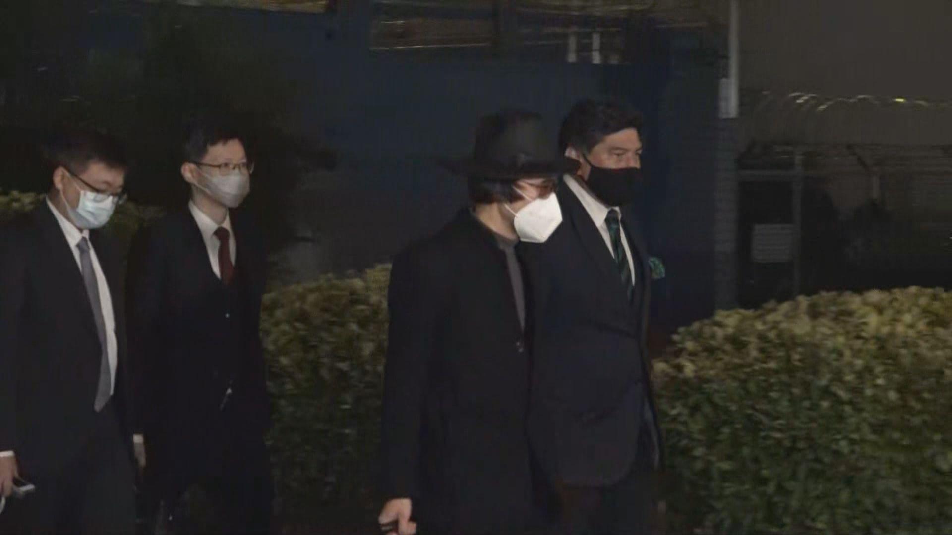 「上海仔」郭永鴻外地回港被警方拘獲 獲准保釋
