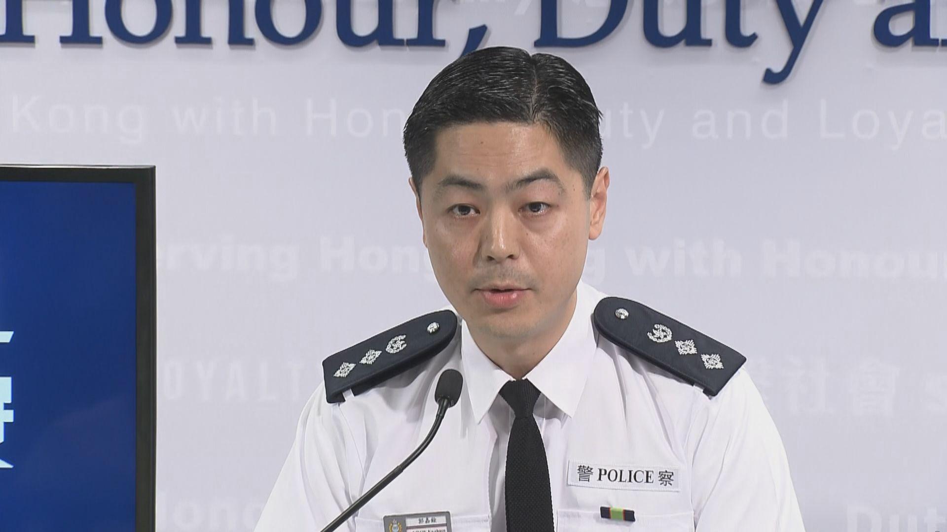 警方不評論珠海公安在大橋人工島拘捕港人事件