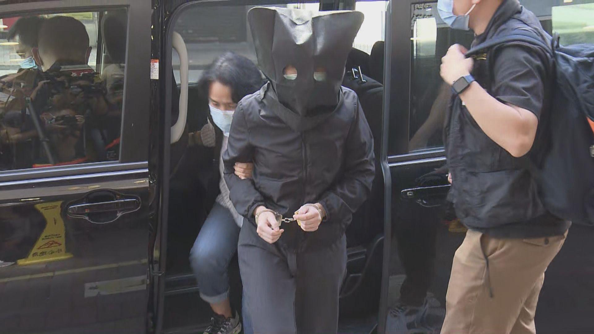 國安處拘五人涉串謀發布煽動刊物警指不排除再有人被捕