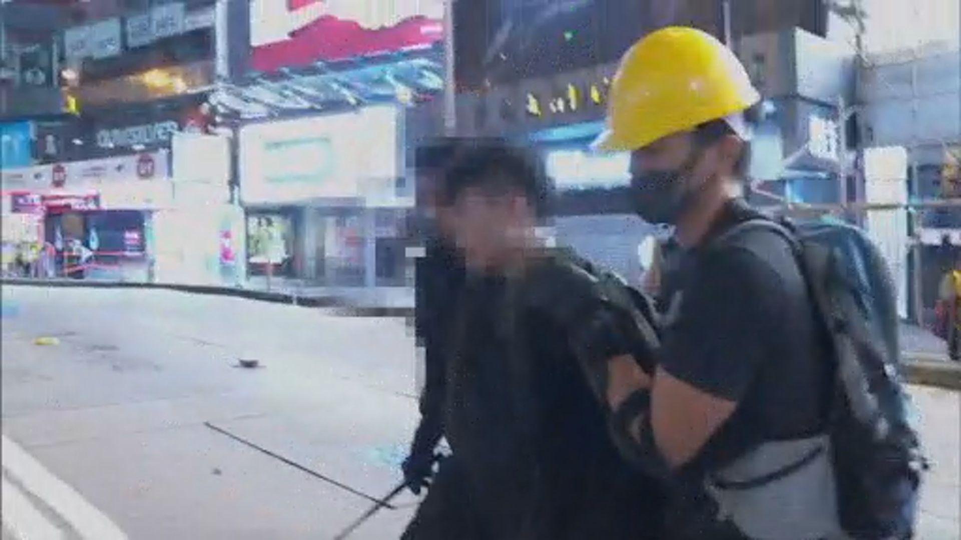 警方:警員喬裝不同人物助執法