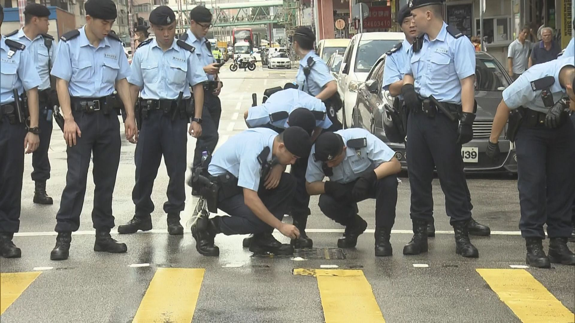 警員深水埗遺失子彈由市民尋回