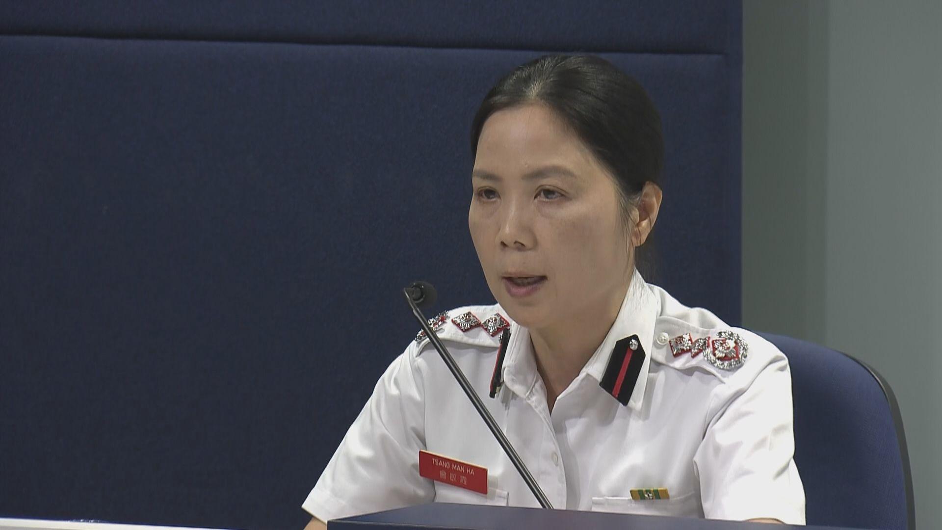 消防處否認刻意隱瞞831太子站傷者人數