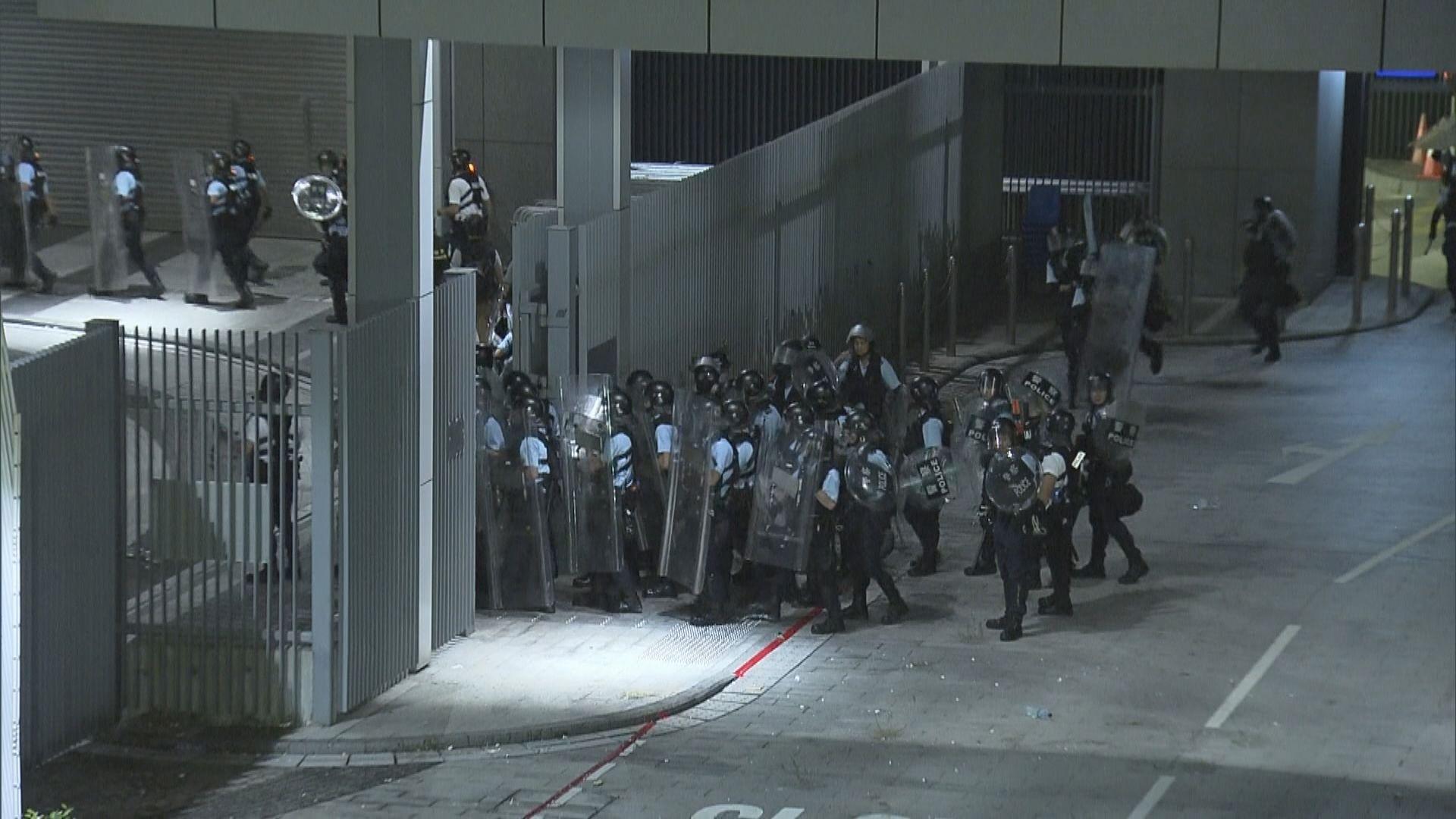 警方指七一行動決定要顧及安全