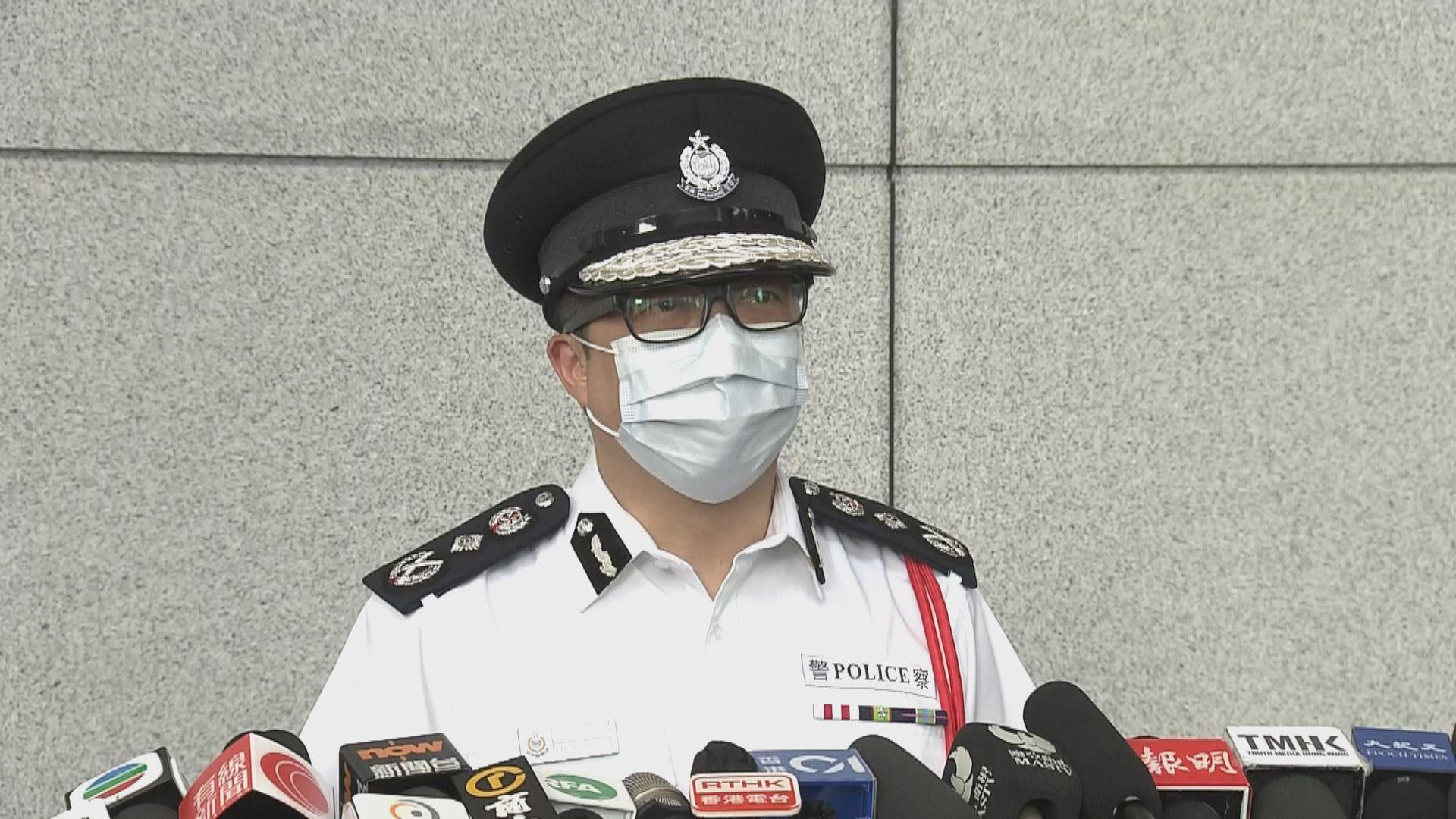 鄧炳強:正調查蔡展鵬涉不當行為 至今無收到辭職申請